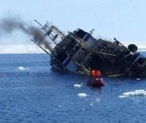 Крымчан с затонувшего в Охотском море траулера так и не нашли