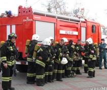 В Севастополе пожарные спасли женщин, которые едва не задохнулись в дыму от сгоревшего ужина