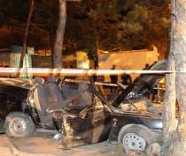 Жертвами ДТП в Севастополе стали три человека, в том числе ребенок (ФОТО)