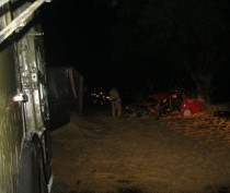 Полиция проводит проверку по факту смертельного ДТП под Бахчисараем (ФОТО)