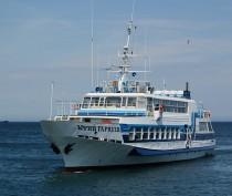 В Крыму началась пассажирская навигация