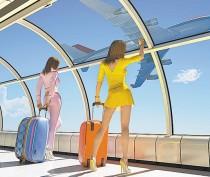 Крым стал регионом-лидером по количеству купленных на лето авиабилетов