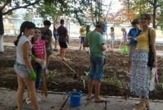 Новость. Город: Феодосия - В феодосийских школах проводят субботники