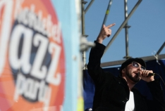 Новость. Город: Феодосия - Приз зрительских симпатий на Koktebel Jazz Party определят по децибелам аплодисментов
