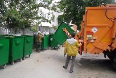 Новость. Город: Феодосия - В Приморском оборудуют новые контейнерные площадки