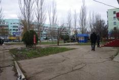 Новость. Город: Феодосия - Феодосийские власти приведут в порядок внутридомовые проходы