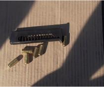 Крымские пограничники предотвратили три попытки провоза патронов через госграницу России