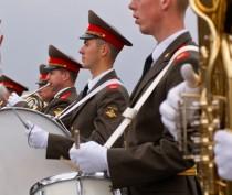 В Феодосии выступит военный оркестр