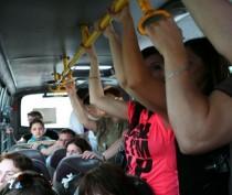 ГИБДД Феодосии привлекла к ответственности почти три десятка человек за нарушения правил перевозки пассажиров