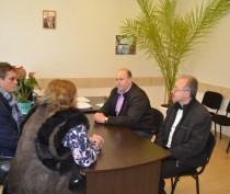 Заместитель Главы Администрации встретились с руководством Феодосийского политехнического техникума