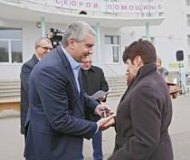 Феодосия получила новые автомобили «скорой помощи» (ФОТО)