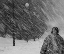 МЧС предупредило об усилении ветра и мокром снеге в Крыму