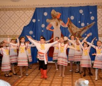 Новости Феодосии: В Приморском прошли «Декабрьские посиделки»