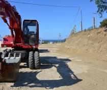 Крым начал копить долги по оплате дорожно-строительных работ