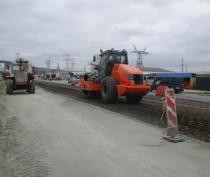 Строители крымских дорог обещают за 30 дней завершить все прошлогодние проекты
