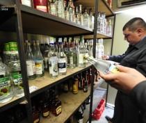 Предновогодние проверки выявили почти 4 тыс бутылок фальсифицированного алкоголя в магазинах Крыма