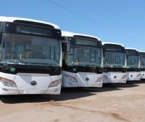 Минтранс Крыма приобретет в текущем году 30 экологичных автобусов