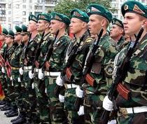 Крымские контрактники в этом году снова смогут пройти службу в Чечне