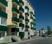 Новости Феодосии: Очередная проверка квартир для переселенцев в новостройках Феодосии выявила незначительные дефекты