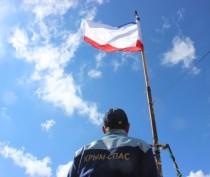 Почти 350 человек несколько часов искали потерявшегося трехлетнего ребенка в Белогорском районе