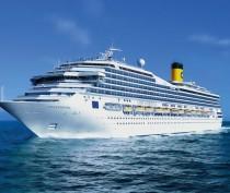 Круизы между Кавказом и Крымом будет осуществлять 9-палубный лайнер с бассейнами и ресторанами