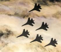 Фронтовая авиация в Крыму и Волгоградской области поднята по тревоге в рамках учений