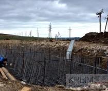 Подрядчик трассы «Таврида» заасфальтирует первый участок развязки в Керчи уже в июне