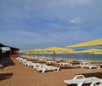 Более 80% пляжей Крыма ещё не готовы к сезону
