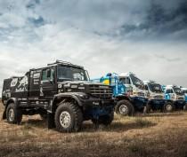 Команда «Камаз-мастер» впервые выступит на ралли в Крыму