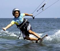 Крымчане смогут бесплатно ознакомиться с семью видами водного спорта