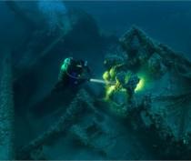 Экспедиция минобороны приступила к поиску затонувших в Черном море в годы войны кораблей и подлодок