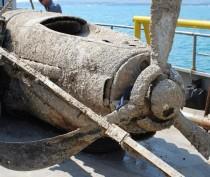 Поисковики установили имена членов экипажа найденного под Севастополем самолета времен ВОВ