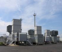 Крым получит четыре мобильные газотурбинные электростанции