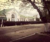 Афиша мероприятий Феодосии, посвященных празднованию 69-й годовщины Дня Победы