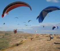 Состоялся Первый Международный фестиваль «Крымские авиационные игры» (ФОТО)