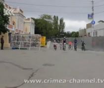Велопарад дошколят