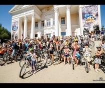 Велодень в Феодосии 2014