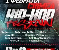 В эти выходные в ночном клубе «Сrocodile» представляет вам новое имя в Крымской клубной культуре - DJ DANA REE,а так же Первый Крымский Хип-Хоп Фестиваль!