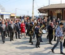 Феодосия отметила праздник весны и труда