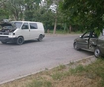 В результате ДТП автомобили получили механические повреждения