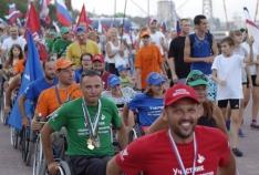 Новость. Город: Феодосия - Феодосийцы выступили за российских паралимпийцев