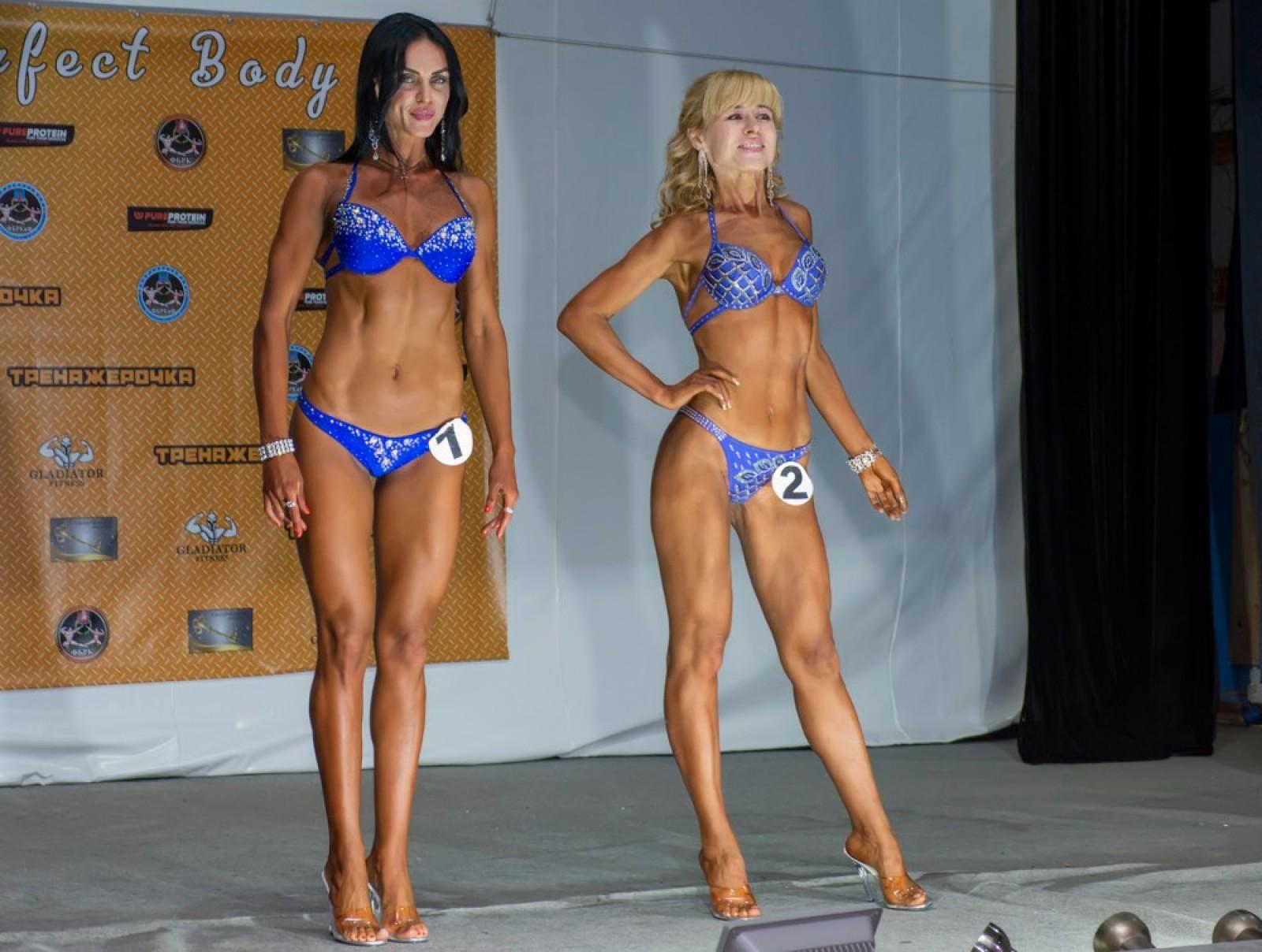 Как проходит конкурс фитнес бикини 5