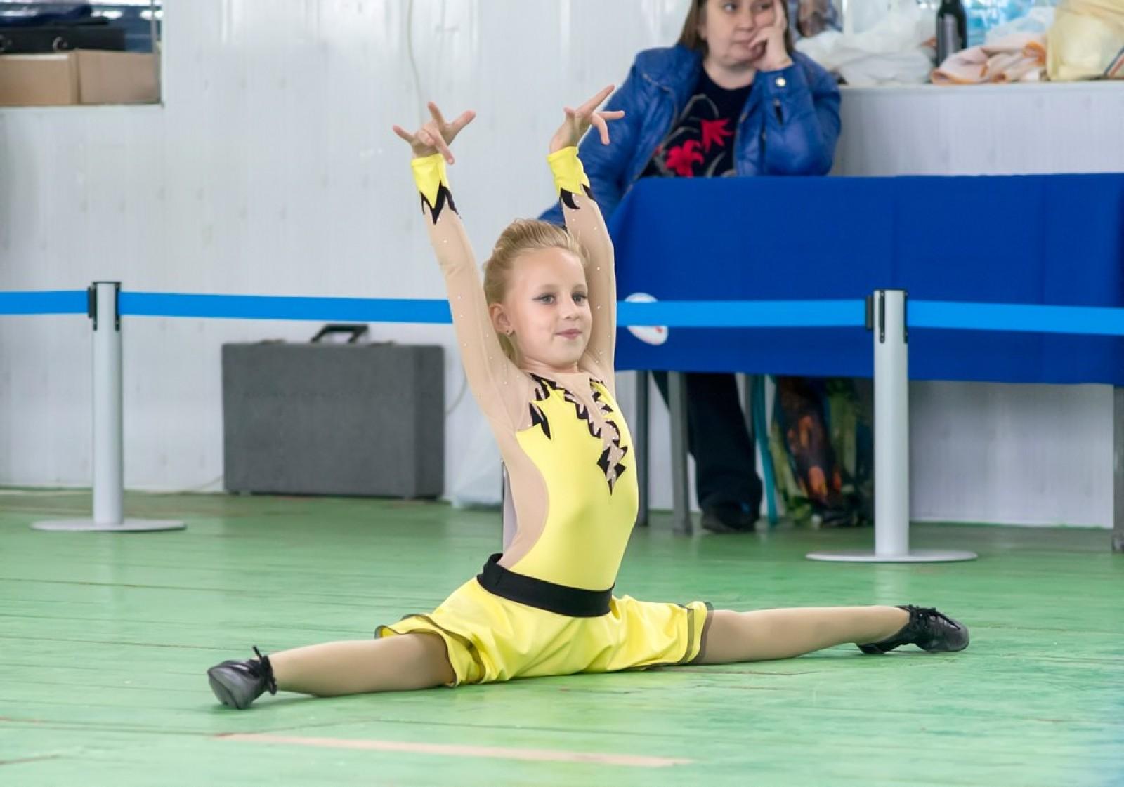 Прически для акробатики