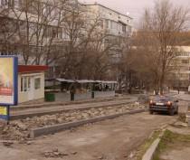 Новости Феодосии: В Феодосии приводят в порядок междворовые проезды
