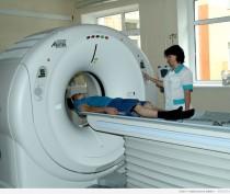 Новый томограф в феодосийской детской больнице значительно расширил диагностические возможности