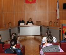Новости Феодосии: В Феодосии начал работать молодежный общественный совет
