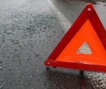 Новости Феодосии: Ночью по дороге из Керчи в Феодосию лоб в лоб столкнулись Ford Transit и Mazda