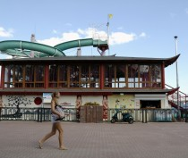 Новости Феодосии: Сентябрь: Башня Константина и коллектор