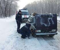 Новости Феодосии: Женщина на «четверке» застряла на феодосийской трассе (ФОТО)