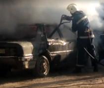 Новости Феодосии: В Феодосии горят машины: за полтора месяца – 6 авто